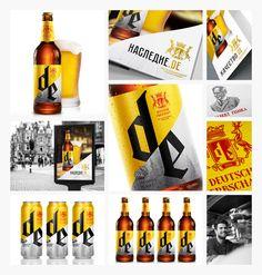 Deutsche Erbschaft (German Heritage) — The Dieline - Branding & Packaging