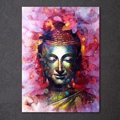 Buddha Meditation Canvas Wall Decor No. Type: Canvas Printing Style: Portrait Material: Canvas Subject: Buddha Shape: Rectangle Frame: With Frame Size Framed: Size Framed: Size Framed: - Online Store Powered by Storenvy Buddha Painting Canvas, Art Painting, Spiritual Art, Buddha Art Painting, Painting, Art, Buddhism Art, Canvas Painting, Yoga Art