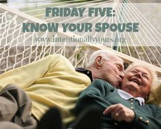 Good questions for road trips, anniversary weekends, date night! How well do you  know your spouse?