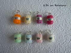 anneau marqueur pour tricot