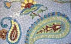 Mosaic idea to incorporate into...