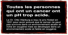 Saviez-vous que la science a découvert une cause ET unremède irréfutablesdu cancer? Un corpsacide est la condition de la survie des cellules cancéreuses. Cette maladie se nourrit littéralement du glucose que le corps humain ingère chaque jour et se développe dans le milieu que l'on crée pour elle. Si notre corps maintient un milieu légèrement …