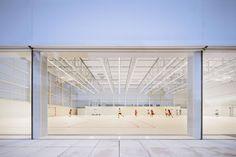 Multi-sport pavilion - Architecture - Domus