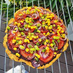 Vöröslencse Pizza 1db