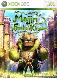 Majin and the Forsaken Kingdom #Xbox360