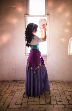 Esmerelda (El jorobado de Notre Dame)