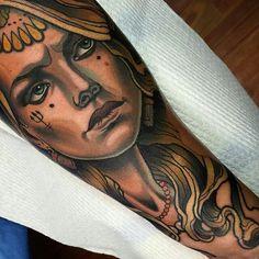 • Sam Clark x Tattoo