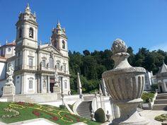 Bom Jesus do Monte, Braga, Portugal:) Foto de Ana Pinheiro