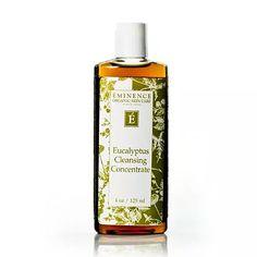 Eminence Eucalyptus Cleansing