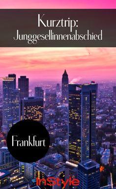 Du planst einen Junggesellinnenabschied? Diese deutschen Städte können wir empfehlen. #kurztrip #hochzeit #junggesellinnen