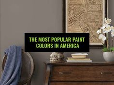 Types of Moldings – 10 Popular Wall Trim Styles to Know – Bob Vila 27 Inventive Room Design Ideas Oldie but a goodie Most Popular Paint Colors, Best Neutral Paint Colors, Basement Paint Colors, Exterior Paint Colors, Touch Of Gray, Benjamin Moore Colors, Wall Trim, Paint Brands, Painted Floors