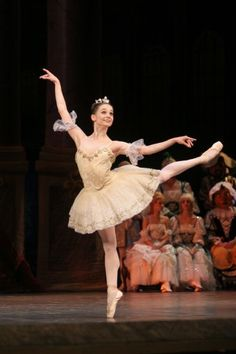 Maria Kochetkova ~ San Fransisco Ballet