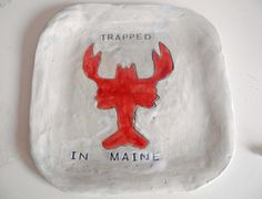 A personal favorite from my Etsy shop https://www.etsy.com/listing/241975907/trapped-in-maine
