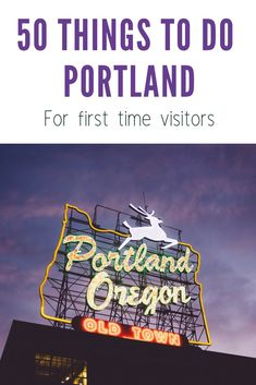 These are Portlands most popular things to do. A mix of common and not so common Portland points of interests. You'll find all kinds of Portland attractions to figure out what to do in Portland when you visit. See the list here. Things To Do Camping, Camping With Kids, Travel With Kids, Fun Things, World Travel Guide, Asia Travel, Travel Usa, Visit Portland, Portland Oregon