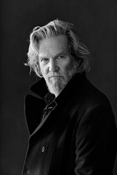 Jeff Bridges aging with panache