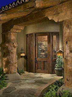 Great entranceway