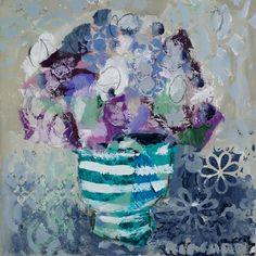 """Picasso Vase"" 16x16 Shain Gallery"
