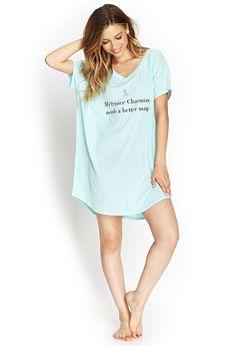 b3512aa9a8 Prince Charming Sleep Shirt Cute Sleepwear
