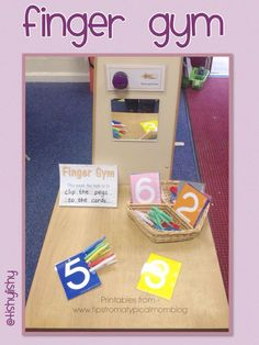 Combining maths and fine motor Maths Eyfs, Eyfs Classroom, Eyfs Activities, Nursery Activities, Motor Skills Activities, Gross Motor Skills, Kindergarten Math, Preschool Activities, Numeracy