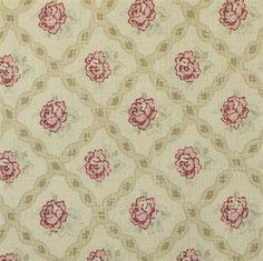 Designer Upholstery Fabric: Ahsby 660 Hemp
