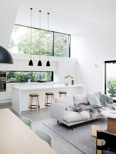 Gorgeous Scandinavian Interior Design Ideas You Should Know --- House Nordic Style Modern Brick Traditional Norway Wood Interior Urban Exterior Contemporary Sweden Old Facade Denmark City Alvar Aalto Apartment Office Forest Home Hotel Buildings Design Cot Scandinavian Interior Design, Scandinavian Home, Interior Design Living Room, Room Interior, Scandinavian Architecture, Nordic Home, Kitchen Interior, Luxury Decor, Luxury Interior