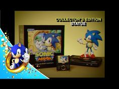 90s-Style Trailer for Sonic Mania Collector's Edition Is Perfect
