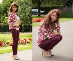 AutumnFlowers (by Trishka .) http://lookbook.nu/look/3981390-AutumnFlowers