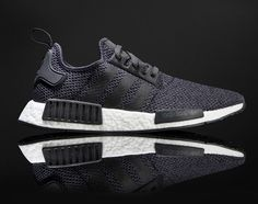 ADIDAS NMD R1 PK JAPAN BOOST Black Cheap NMD Shoes