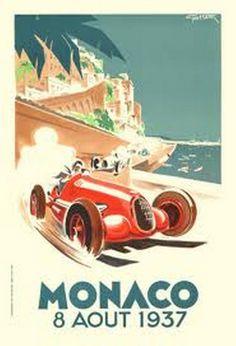 1937 - IX Grand Prix Automobile de Monaco - ARTE