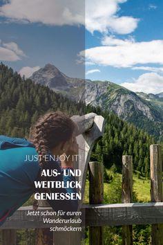 Jetzt schon mal für euren Wanderurlaub schmöckern Bergen, Mountains, Nature, Travel, Tourism, Hiking, Naturaleza, Viajes, Destinations