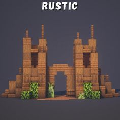 Casa Medieval Minecraft, Minecraft Mansion, Minecraft Cottage, Cute Minecraft Houses, Minecraft Plans, Minecraft House Designs, Minecraft Survival, Amazing Minecraft, Minecraft Tutorial