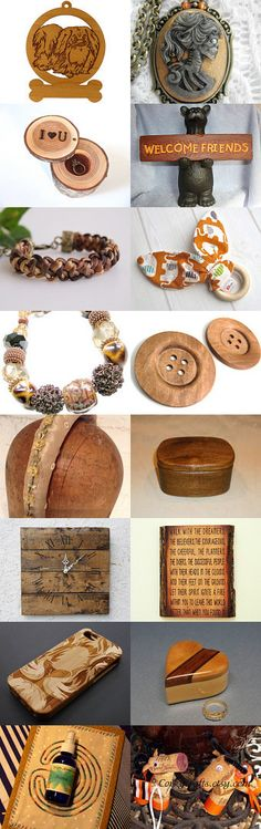 Wood Art on Etsy  by michelledmonaco on Etsy--Pinned with TreasuryPin.com