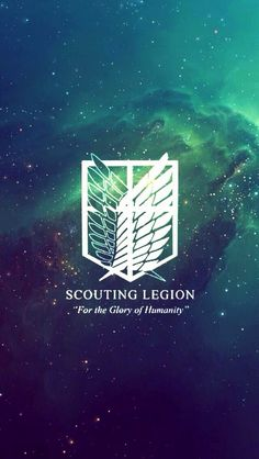 """Attack on Titan/Scouting Legion """"For the glory of нυмαиιту"""""""