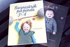 Rappedikke: Nye strikkebøger Knitting For Kids, Nye, Knit Crochet, Presents, Books, Tricot, Gifts, Libros, Book