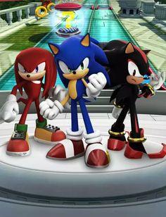 Sonic Forces Trio