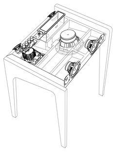 LD 130 CS - La Boite concept