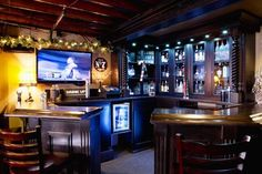 Home bar ideas-of course anyone that entertains would want this!