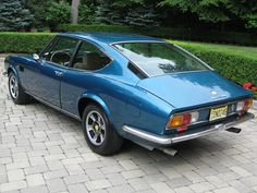 fiat dino for sale usa | 1971 Fiat Dino 2400 Coupe For Sale Rear | Flickr - Photo Sharing!