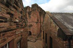 https://flic.kr/p/GxassB   Carlisle Castle.   Walled In.