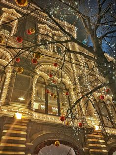 New year and #Christmas time in Moscow