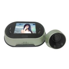 [Free Shipping] Buy Best 3.5  LCD Digital Video Door Viewer  sc 1 st  Pinterest & Free Shipping] Buy Best HOT!!! 3.5 inch 170 Degrees TFT LCD Color ... pezcame.com