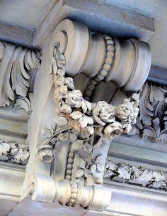 Detail Barcelona - Còrsega 288 c by Arnim Schulz Victorian Architecture, Beautiful Architecture, Architecture Details, Interior Architecture, Architectural Salvage, Architectural Elements, Victorian Homes, Victorian Era, Design Creation