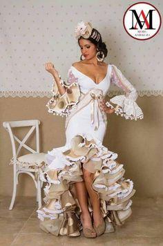 Красота по-испански.   Потрясающей красоты платья!
