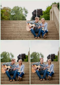 """""""Marry a man who plays guitar and you will be set for life"""" :)"""