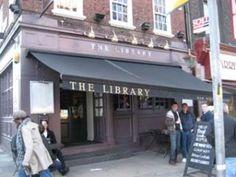 The Library Bar, Islington