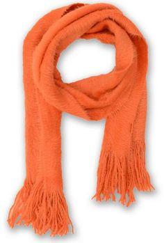 Orange Twinkle Scarf