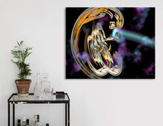 Discover «2aaz1cBB», Limited Edition Canvas Print by Glink - From $59 - Curioos