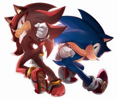 f-sonic : Photo Shadow The Hedgehog, Sonic The Hedgehog, Hedgehog Art, Sonic And Amy, Sonic And Shadow, Dragon Ball, Game Sonic, Shadow Pictures, Spyro The Dragon