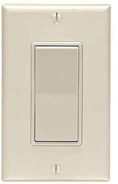 Sectional,Plastic 3X-Split Hole Plate Wire Hole Cover,Telephone//Cable Wallplate