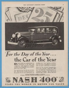 find this pin and more on antique automobile ads